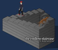 The Endless Staircase by Lionel Penrose