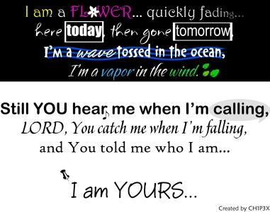 Who Am I by yami-joey